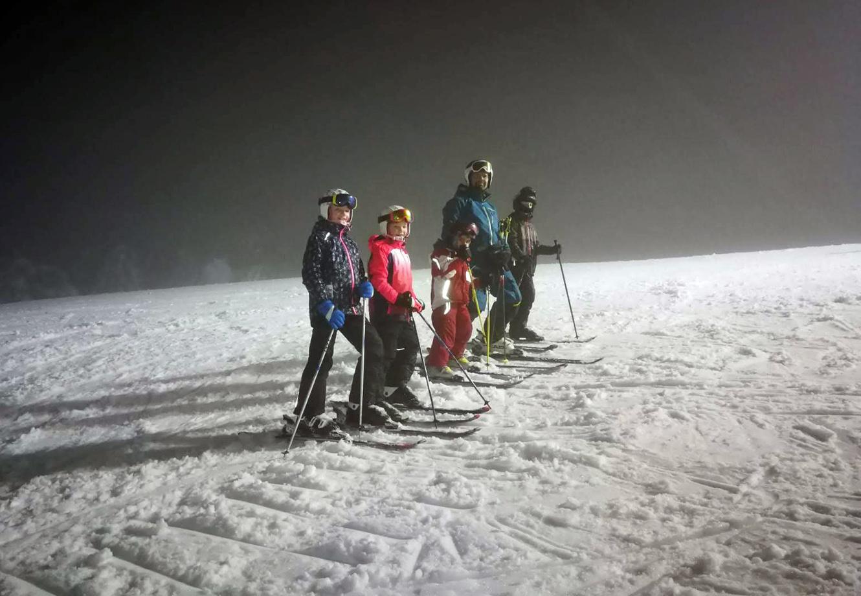 edda77d584133f Seit dem ersten Freitag im Februar bietet der Skiclub eine Neuerung an   Spaßfahren für Kinder zwischen 6 und 10 Jahren. Es waren Kinder eingeladen